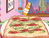 New-York Pizza sur Mesure