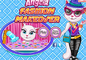 Talking Angela fashion