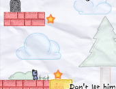 Jeu d'interaction : Paper Venture 2