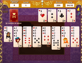 Cartes : Pirate Solitaire