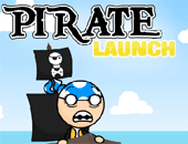 Pirate Launch : jeu de lancer