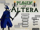 Plague of altera : jeu de défense