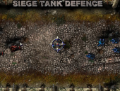 guerre : Tank Defense