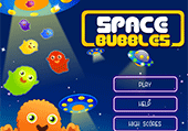 Space bubbles 2016