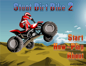 Stunt dirt bike 2 : trial