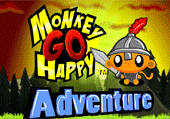 Aventure avec Monkey Happy