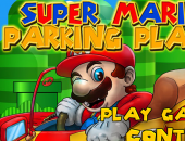 parking avec Mario Bros