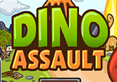 Tower defense : Dino assault