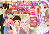Wedding cake factory