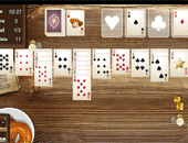 Cartes : Solitaire Western